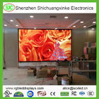 Ultra Thin Indoor LED Display Screen Waterproof, SMD P6 High Resolution Led Screen