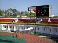 نوعية جيدة عرض rgb أدت & الرياضة ملعب الإعلان لوحة P4.81 ليد فيديو الجدار تأجير 1R1G1B للبيع