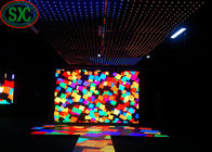 Full Color SMD Stage LED Screens P5 With 10000/Sqm Density , 384mm X192mm Module Size