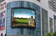 HD P10 Outdoor Full Color LED Display 1R1G1B Pixel For Hotel, 100000hours Operating Life