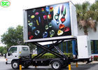 Advertising 3G Controller SMD P5 Outdoor HD Truck LED Display WIFI 3G USB Control System