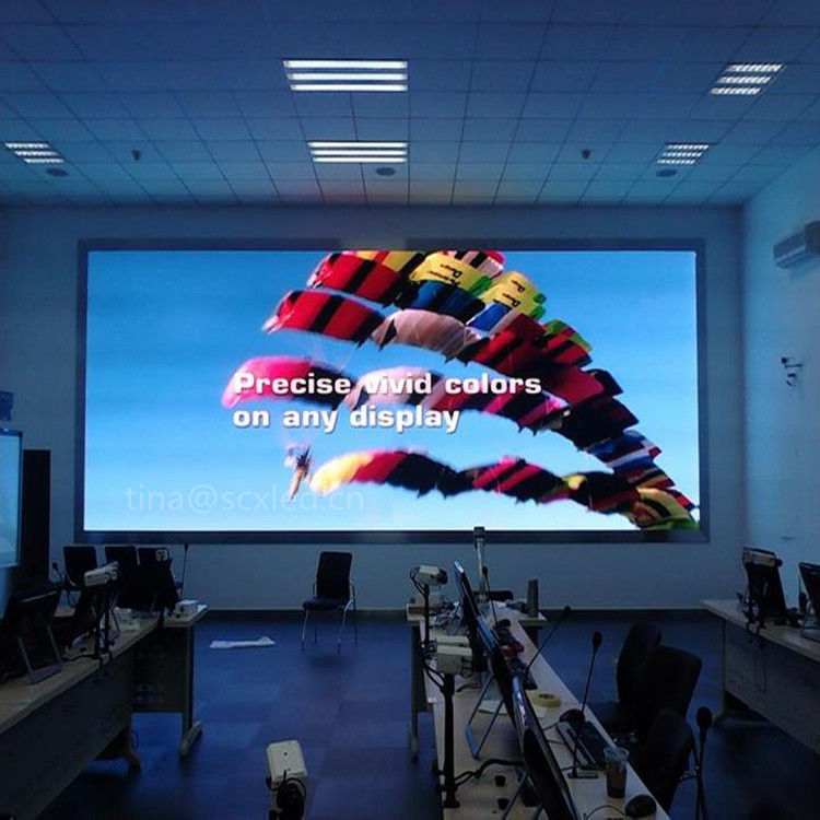 HD  Anti Collision P2.5 Full Color Led Display Screen
